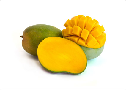 the mango fruit