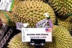 Musang King Durian Prices