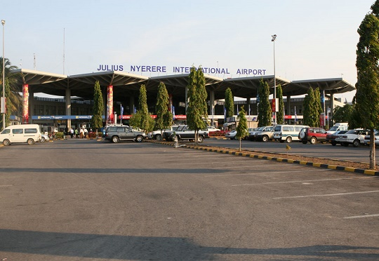 Nyerere airport