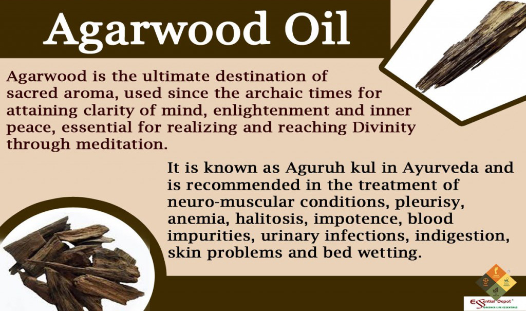 Plantations International Agarwood Oud Oil