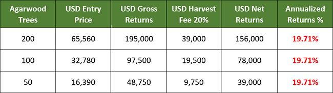 Agarwood Prices